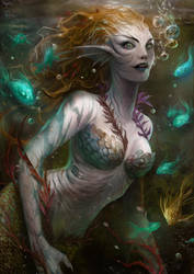Siren by telthona
