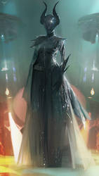 Empress by telthona