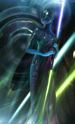 Stargate Guardian by telthona