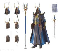 Total War: Warhammer 2 - Talarian by telthona