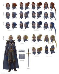Total War: Warhammer 2 - Galifrieus by telthona