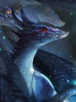 Dragon Lair by telthona