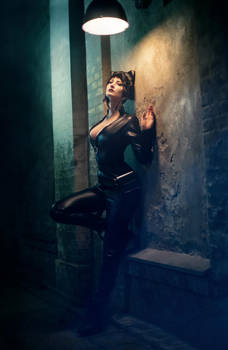 Catwoman by KelevarCosplay