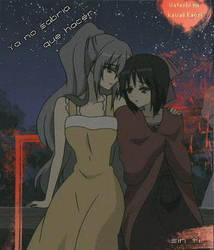 I love you, kaori-chan by AnnieAngelofFire
