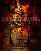 The Dead Clowns Show by mariano7724
