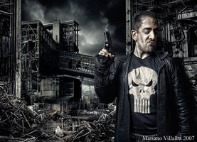 The last day of punisher by mariano7724