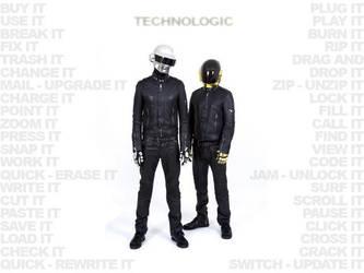Daft Punk mobile wallpaper 3 by niteshift