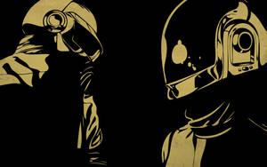 Daft Punk 2 wallpaper by niteshift