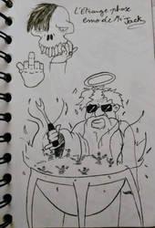 Purgatory barbecue by tortalmortal