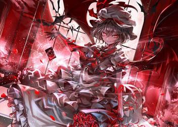 Scarlet destiny by KOZOUSAN