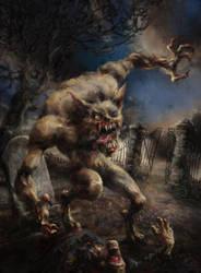 bad wolf by TheGurch
