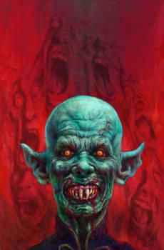 Vampires Lunch by TheGurch