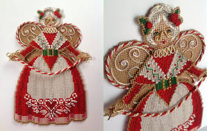 Mrs. Claus [Santarina] by pinkythepink