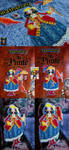 Tillathehuny - The Pirate - The Wonder Woman by pinkythepink