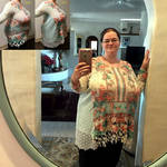 Sweater Alteration - Lacey Gussets by pinkythepink