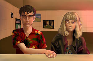 The end of the f***ing world by Mathis-Roy