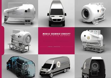 Mobile Chamber Concept by kana-namii