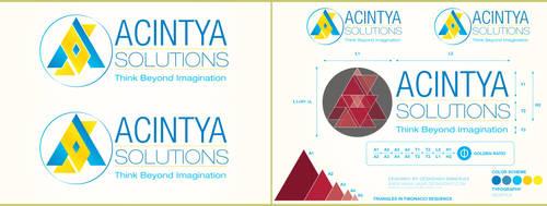 Acintya Logo by kana-namii