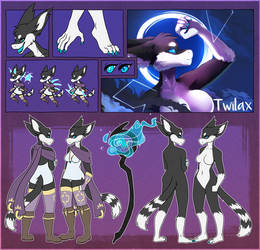 Twilax Reference 2019 by Opheleus