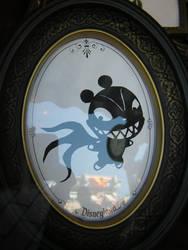 Vampire Teddy Sillhouette by disneyland-stock