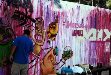 Mercado Mundo Mix by jonnyshot