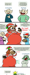 Interactive: Holiday Deer part 4 (Finale) by awesomesir
