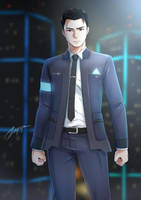 Detroit: Become Human Connor by Zxpfer