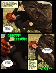 FDI Vore Tales Book 3 Preview by PerilComics