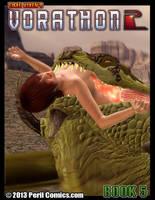 VORATHON 2 Book 5 ON SALE NOW! by PerilComics