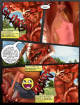 AGENT EMILY FREE COMIC PAGE 7 by PerilComics