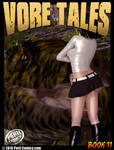 VORE TALES 11 ON SALE NOW! by PerilComics