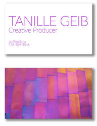 Business Card-Tanille Geib by curse-of-concept