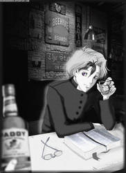Just Leave The Bottle by OgawaBurukku