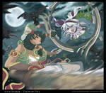 SoulCalibur V - Talim vs Tira by OgawaBurukku