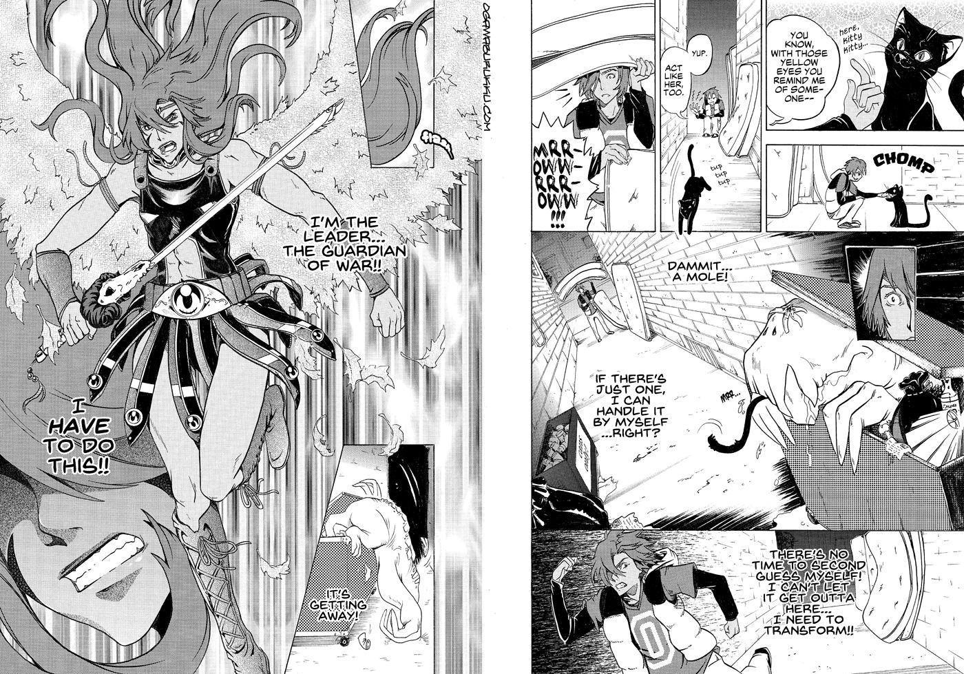FaLLEN Ch. 7 Pages 4-5 by OgawaBurukku