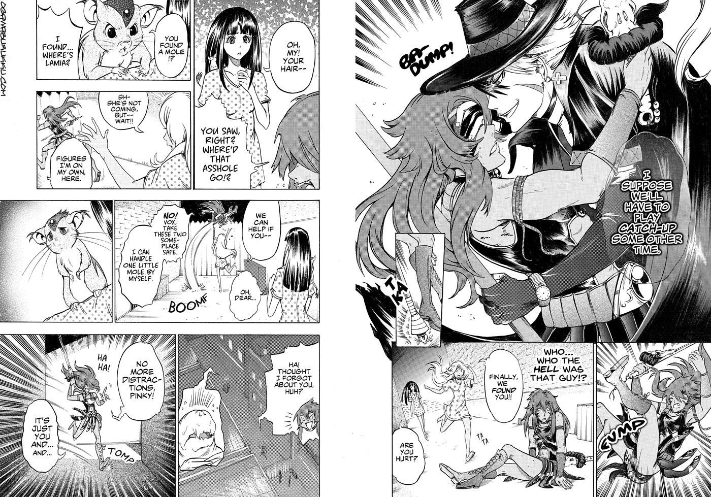 FaLLEN Ch. 7 Pages 8-9 by OgawaBurukku