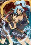 FaLLEN Chapter 7 -Front Cover- by OgawaBurukku