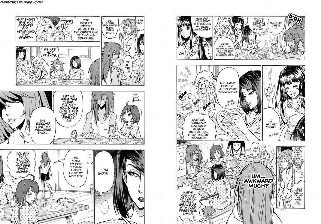 FaLLEN Ch.7 Pages 18-19 by OgawaBurukku