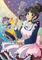 FaLLEN Chapter 12 -Front Cover- by OgawaBurukku