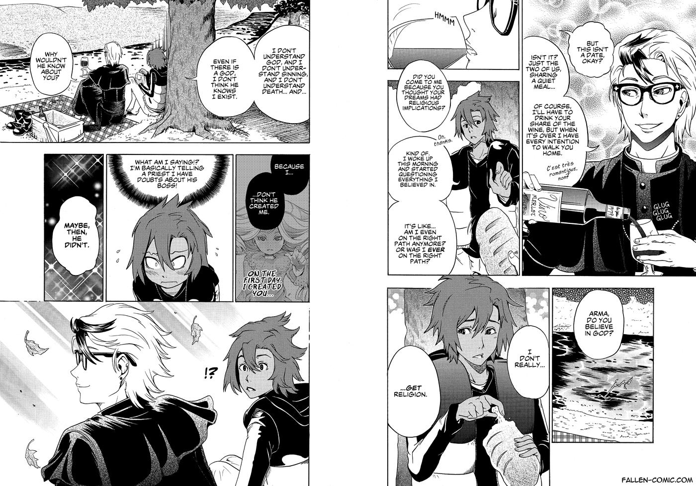FaLLEN Chapter 13 Pages 14-15 by OgawaBurukku