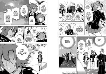 FaLLEN Chapter 13 Pages 18-19 by OgawaBurukku