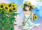 FaLLEN Calendar 2018 - May by OgawaBurukku