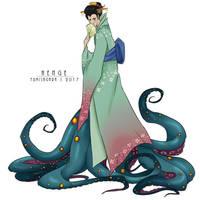 Yokai Maiden by SagaraYumi