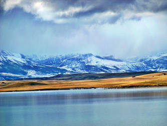 Willow Creek Reservoir 3 by dismayisfrail