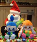 Inklings Meet Santa by CheerBearsFan