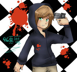 Suicide by 46Akuma