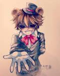 Play with Freddy by 46Akuma