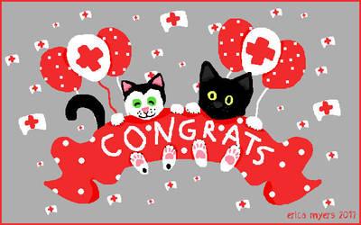 Congrats by pucapup