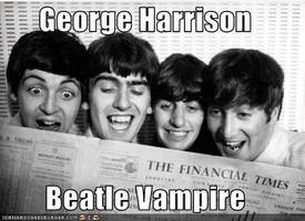 Beatles Vampire by PoppycockFanatic13