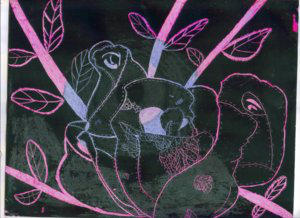 my rose iz colored by keyks554
